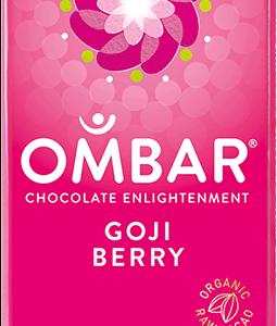 Bar Gojibär Ombar Ekologisk - 35 Gram - 1 Bare