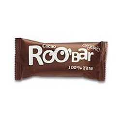 Bar kakao raw Roobar Ã? - 50 G