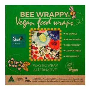 Bee Wrappy Vegan Food Wraps - Xl - 1 Förp
