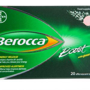 Berocca Boost Acerola - 30 Brus