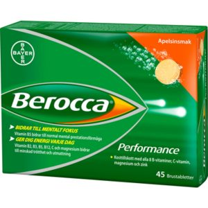 Berocca Performance - 45 Brus