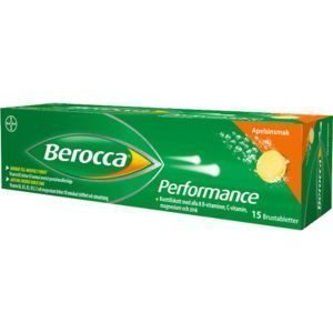 Berocca Performance - Orange - 15 Brus