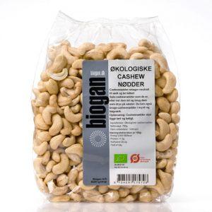 Biogan Cashewnötter Eko - 750 G