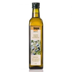 Biogan Demeter Extra Virgin Olivolja Ekologisk - 500 ml