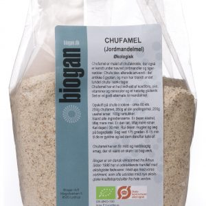 Biogan Ekologiskt Chufa Mjöl - 500 G