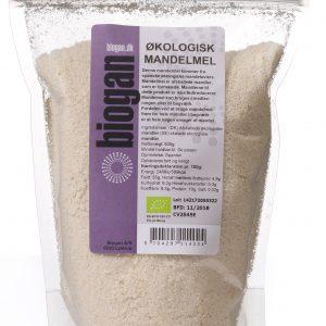 Biogan Mandelmjöl Ekologisk - 500 G