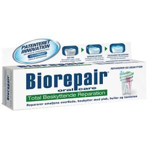 Biorepair Oral Care Total Protective Tandkräm - 75 ml