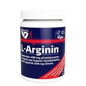 Biosym L-arginin - 90 Kaps