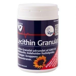 Biosym Lecithin Granulat Solrosolja - 400 G