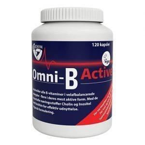 Biosym Omni-B Active - 120 Kaps