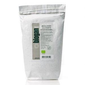 Bovetemjöl Glutenfritt Ekologisk - 1 Kg