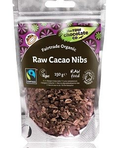 Cacao Nibs Fairtrade Ekologisk - 150 Gram