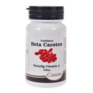 Camette Beta Caroten - 100 Kaps