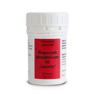 Camette Magnesium phos. D6 Cellesalt 7 - 200 Tabl