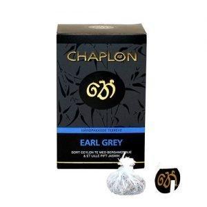 Chaplon Earl Grey Sort Te Ã? - 15 Påse