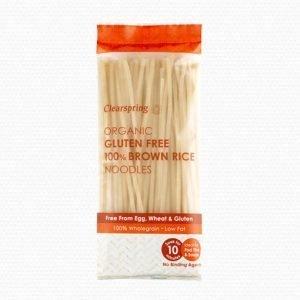 Clearspring Glutenfria Nudlar - 200 Gram