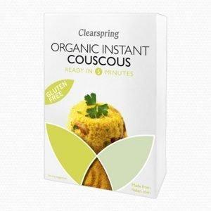 Clearspring Instant Glutenfri Couscous Eko - 200 Gram