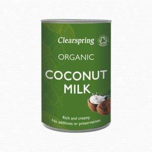 Clearspring Kokosmjölk - 400 ml