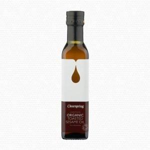 Clearspring Rostad Sesamolja - 250 ml