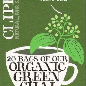 Clipper Green Chai 20p EKO Fairtrade - 20 Påse
