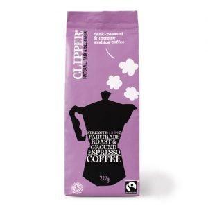 Clipper Kaffe Espresso Malt - 227 G