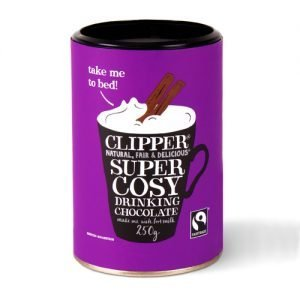 Clipper Kakao Fair Trade Till Mjölk - 250 G