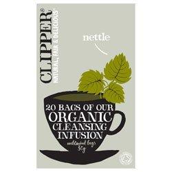 Clipper Nettle Tea - 20 Påse