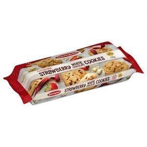 Cookies Strawberry white chocolate - 150 G