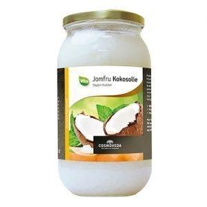 Cosmoveda Jungfru Kokosolja Eko - 1 Litr