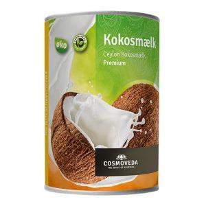 Cosmoveda Kokosmjölk Eko - 400 ml