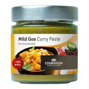 Cosmoveda Mild Goa Curry Paste Eko - 175 G