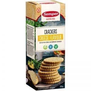 Crackers Cheese Flavour - 33% rabatt
