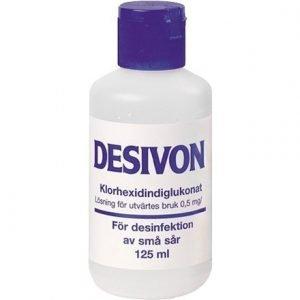 Desivon Kutan lösning 0,5 mg/ml 125 ml