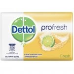Dettol Profresh Antibakteriell Lime 65 gram