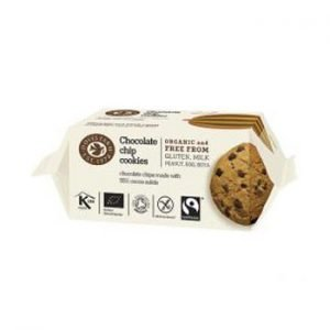 Doves Farm Organic Chocolate Chip Cookies Ã? - 180 G