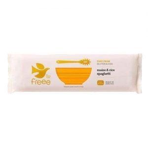 Doves Farm Spaghetti Bruntris&majs Glutenfri Eko - 500 G