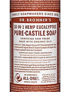 Dr. Bronner Eucalyptus Castile Liquid Soap - 1 Stk. - 472 ml