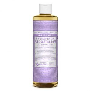 Dr. Bronner Lavender Castile Liquid Soap - 1 Stk. - 472 ml