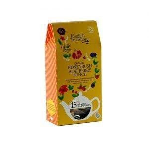 English Tea Shop Honeybush Acai Berry Punch te Ã? - 16 Påse