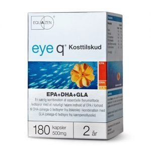 Eye Q - 500 mg - 180 Kaps