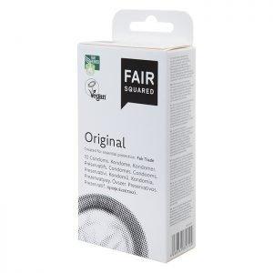 Fair Squared Original Kondomer - 10 Kond