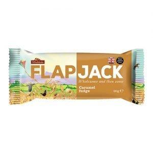 Flapjack Med Karamell - 80 G
