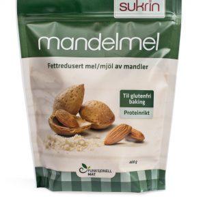 Funktionel Mad Mandelmjöl - 400 G