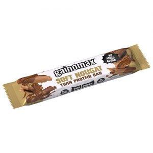 Gainomax Proteinbar Soft Nougat Twin - 50 G