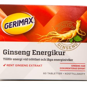 Gerimax Ginseng 60t - 60 Tabl