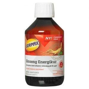 Gerimax Röd Ginseng Energikur - 200 ml