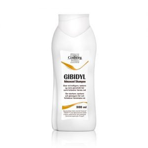 Gibidyl Advanced Shampoo - 300 ml