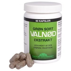 Green Black Walnut Extract - 60 Kaps