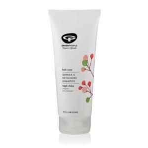 Green People Quinoa & Artichoke Shampoo - 200 ml