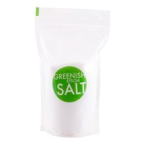 Greenish Epsom Salt - 500 G